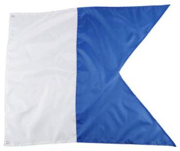 Wildseas Dive Flag Large