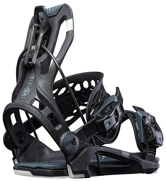 Flow Fenix Fusion Black 2021