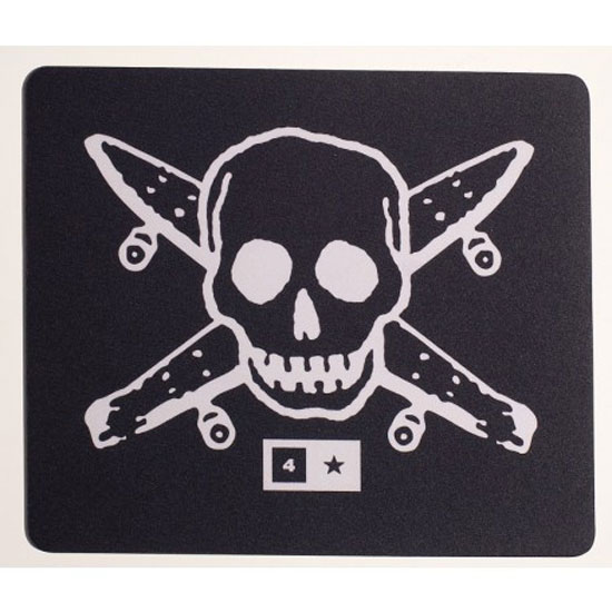 Fourstar Pirate Mouse Pad