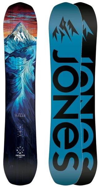 Jones Frontier 2022