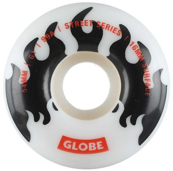 Globe G1 Flames 99A 54mm