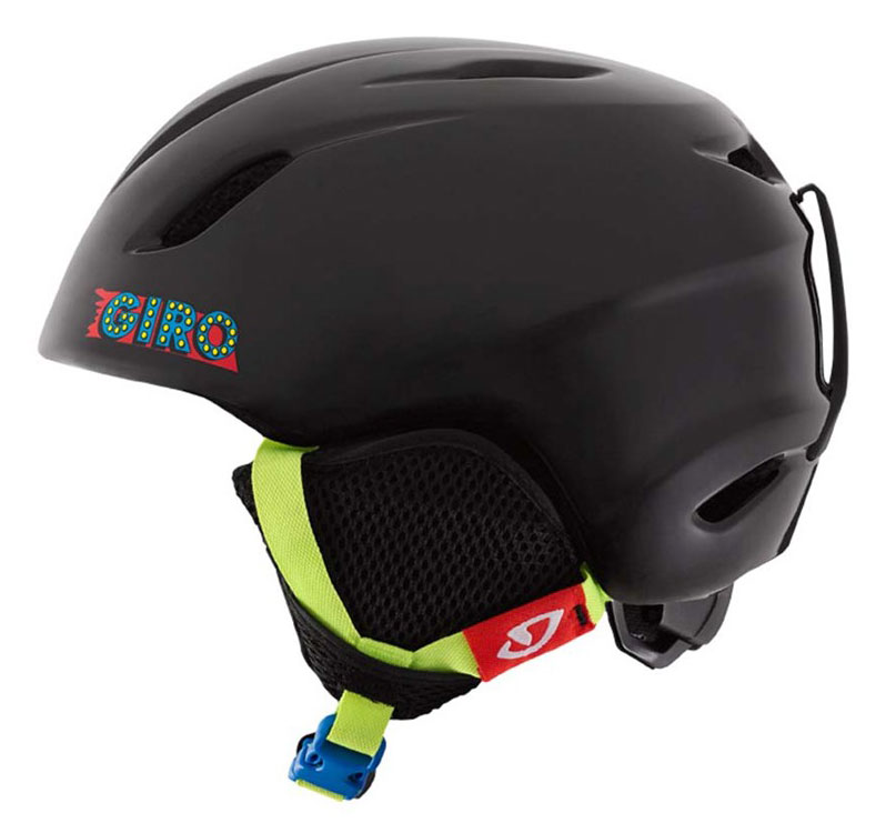 Giro Launch Black