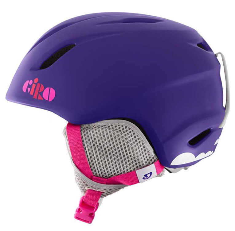 Giro Launch Purple