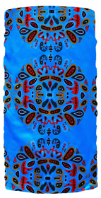 Hele WinterTube African Art Blue