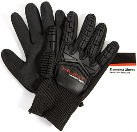 Huntmaster Gauntlet Gloves Black