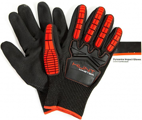 Huntmaster Gauntlet Gloves Red
