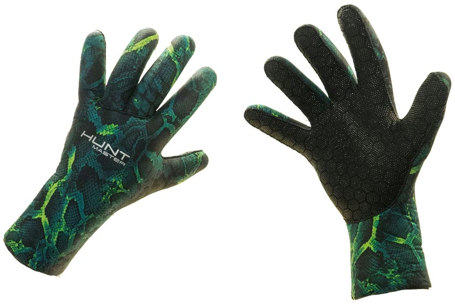 Huntmaster Neo Gloves 3.5mm Green