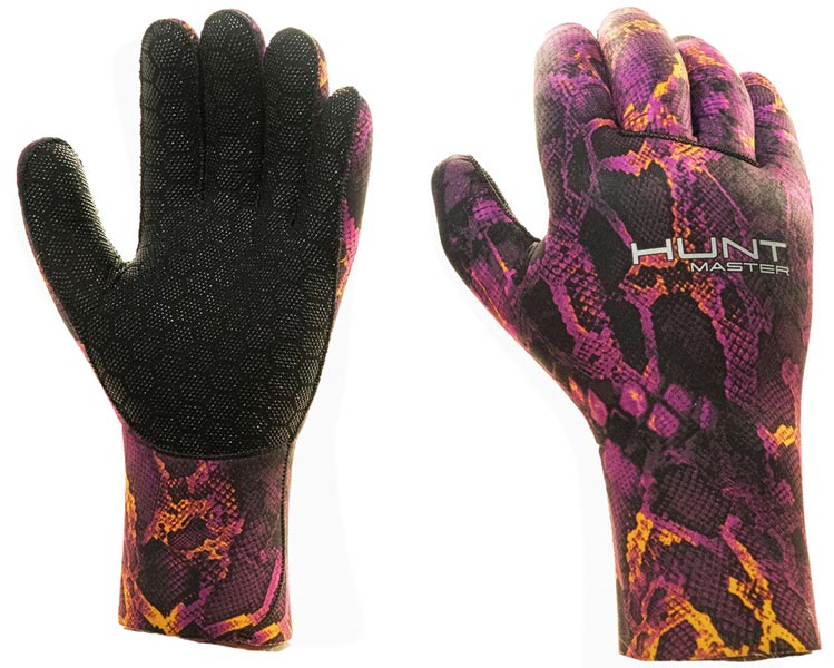 Huntmaster Neo Gloves 3.5mm Pink
