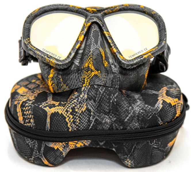 Huntmaster Harbinger Camo mask