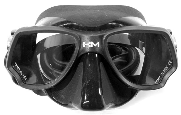 Huntmaster Magura mask Black