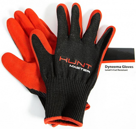Huntmaster Tuff Gloves Red