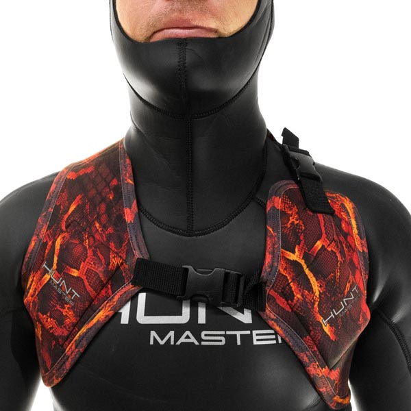 Huntmaster Weight Vest Harness Red