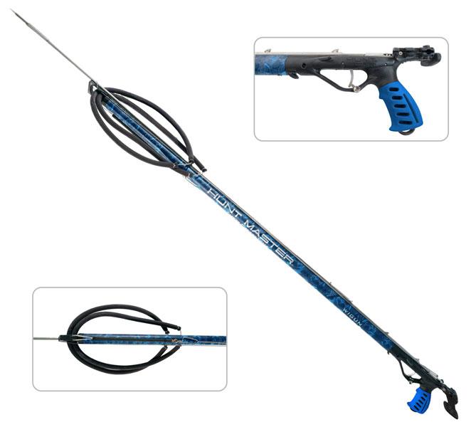 Huntmaster Wigun Open Blue
