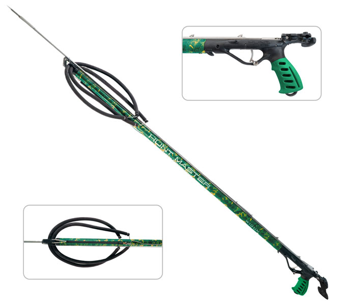 Huntmaster Wigun Open Green