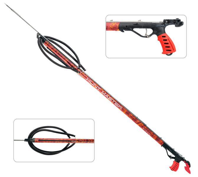 Huntmaster Wigun Open Red