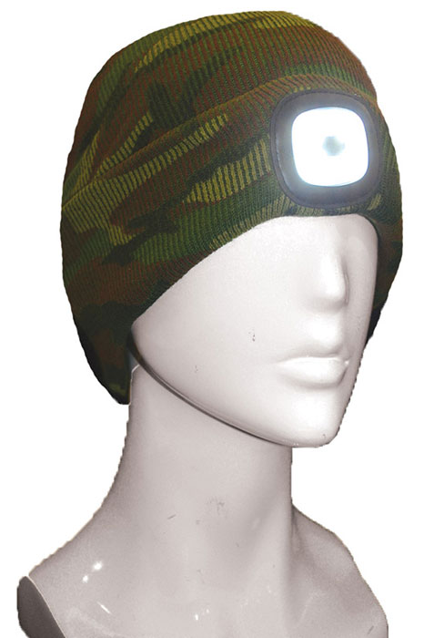 XTM Blinder Beanie Army '18