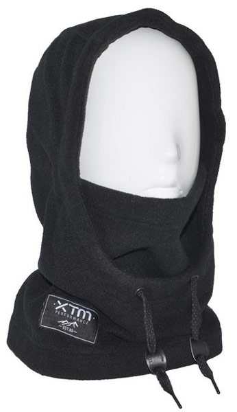 XTM Kenny Hood Helmet Fit