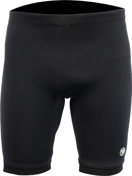 W/Length Icon Shorts Black 2020