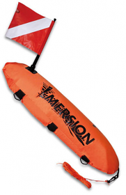 Imersion Torpedo Double Bladder Buoy