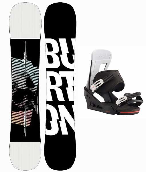 Burton Instigator/ Freestyle 2021