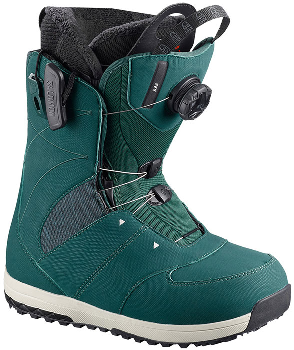 Salomon Ivy Boa Teal '19
