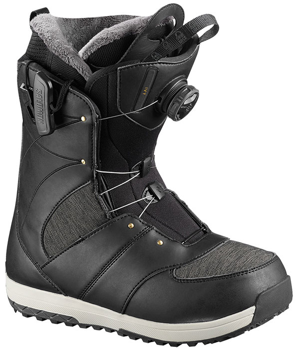 Salomon Ivy Boa Black '19