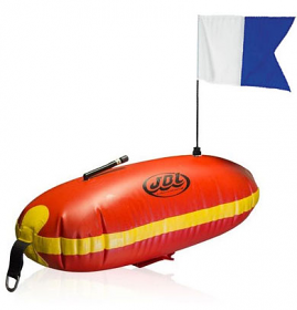JBL Inflatable Float with Flag 30L