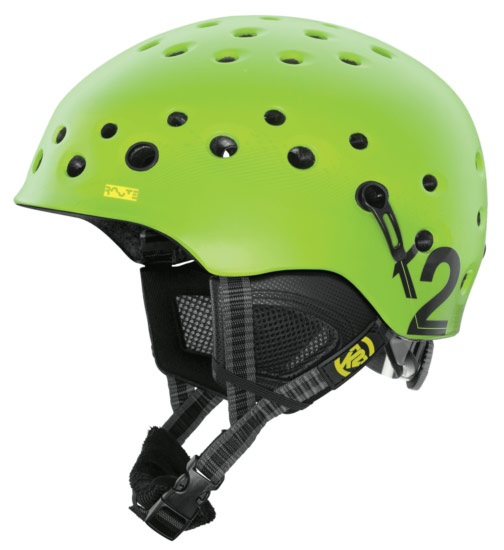 K2 Route Helmet Green
