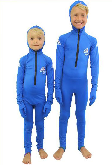 Adrenalin Junior Bodyshield Hooded Stinger suit