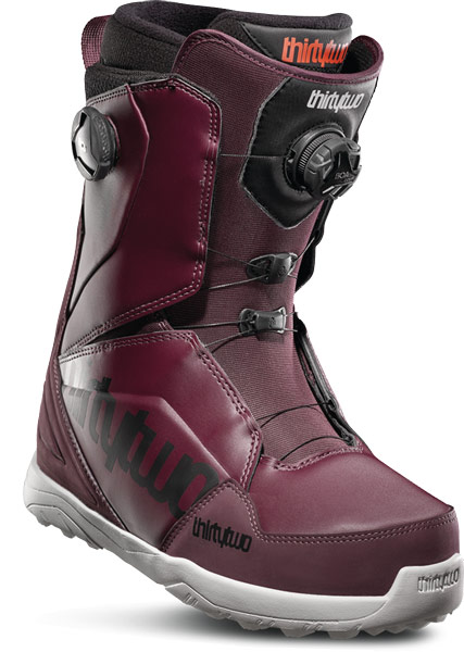 ThirtyTwo Lashed Dbl Boa Maroon 2020