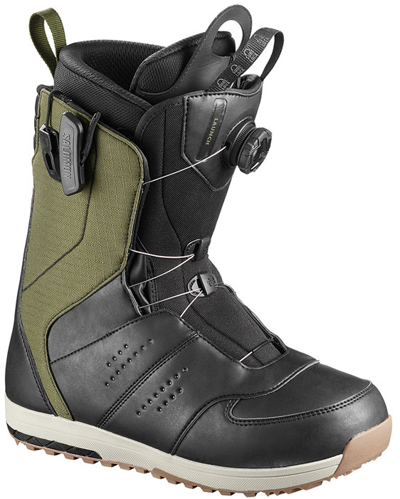 Salomon Launch Boa Olive '19