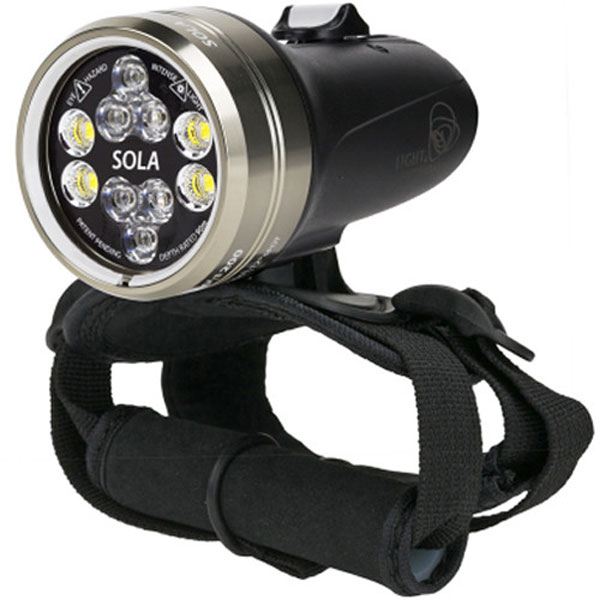 Light & Motion Sola Dive 2500 SF