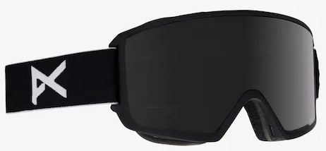 Anon M3 AF Black /Polarized