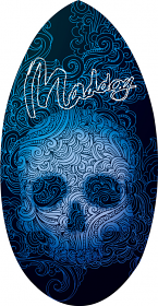 "Maddog Wedge 41"" Skull"
