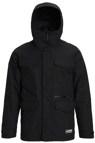 Burton Covert Black