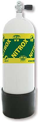 Tank/Cylinder Nitrox O2 Clean