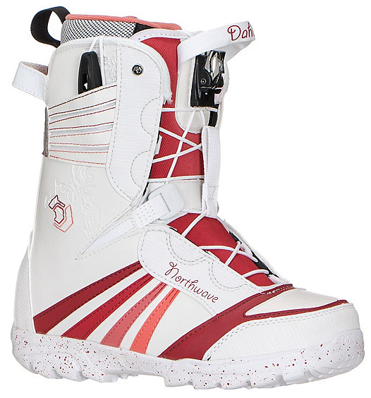 Northwave Dahlia SL White/Red