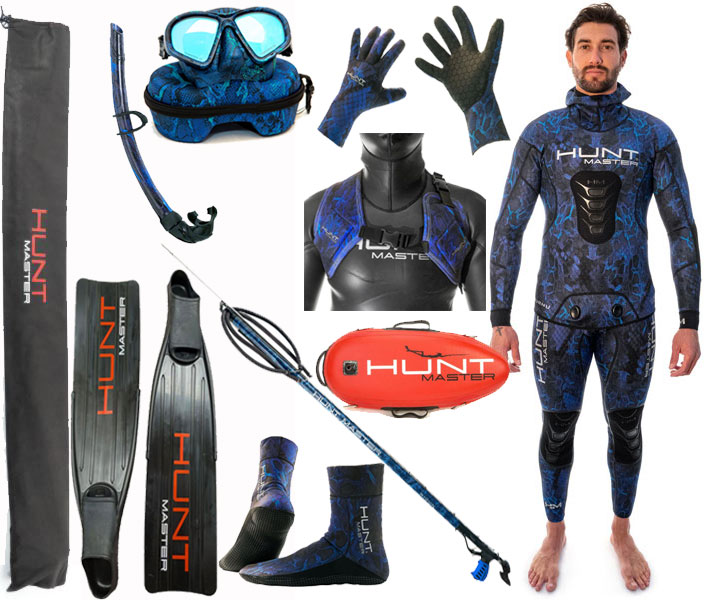 Huntmaster Huntsman Package