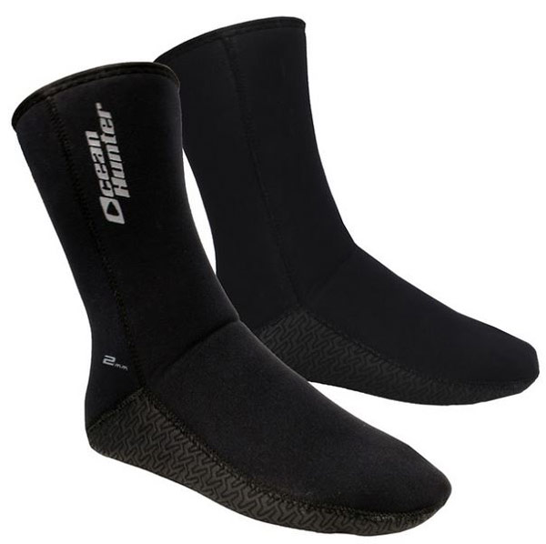 Ocean Hunter 2mm Plush Fin Sox