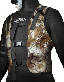 Omer Weight Vest 3D Camo