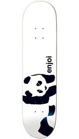 """Enjoi Whitey Panda Logo Wide R7 8.0"""""""