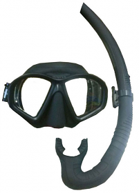 Pelagic Hunter Mask & Snorkel