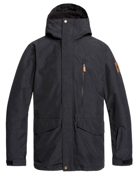 Quiksilver Mission 3in1 Black