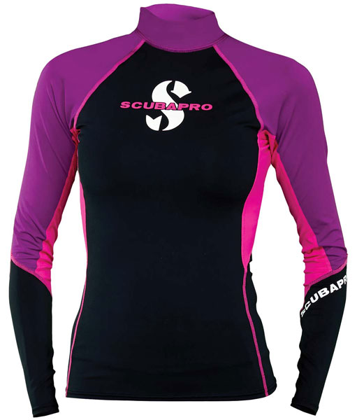 Scubapro UP50 Rash Top Long Sleeve
