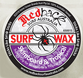 Adrenalin Skimboard & Tropical Surf Wax
