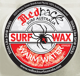 Adrenalin Warm Water Surf Wax