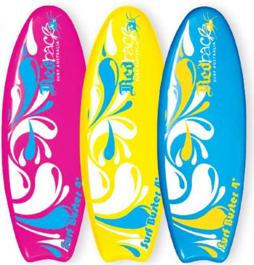 "Redback Surf Buster 4'0"""