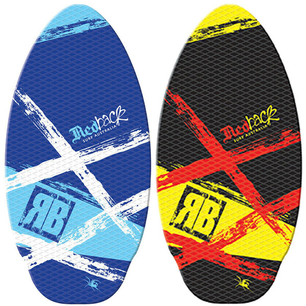 "Redback Traction Pad 41"" Skimboard"