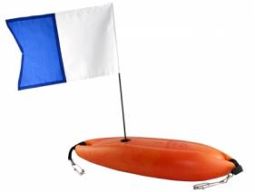 Rob Allen 7L Rigid Foam Float & Flag