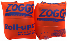 Zoggs Roll Ups - Swimming Arm Bands